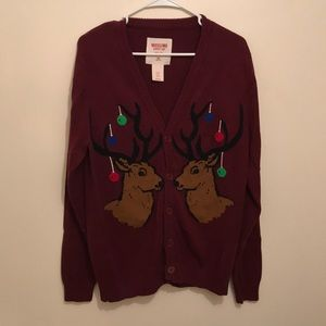Men's Ugly Christmas Sweater Large